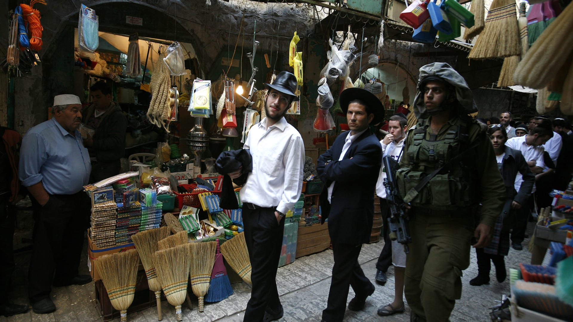 إسرائيل تقرر زيادة مستوطناتها في مدينة الخليل للمرة الأولى منذ 20 عاماً