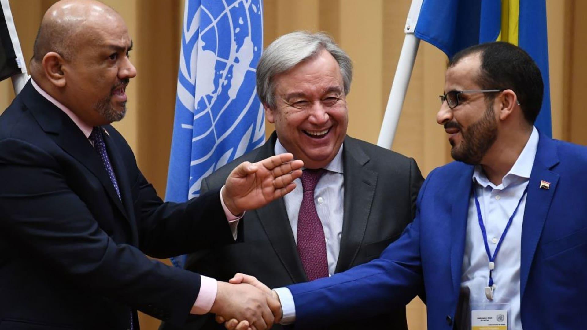 """""""اتفاق الحديدة"""".. كل ما تريد معرفته عن ختام مشاورات اليمن في السويد"""