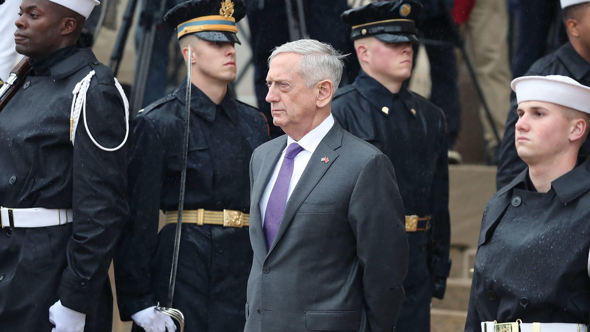 إليك ما قد لا تعرفه عن وزير دفاع أمريكا المستقيل جيمس ماتيس