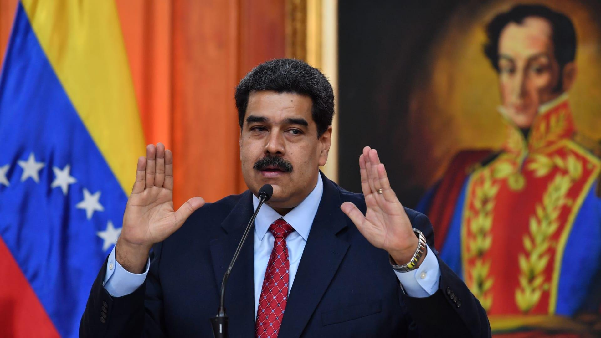 بنك إنجلترا يمنع رئيس فنزويلا من سحب ذهب بـ1.2 مليار دولار.. فما السبب؟