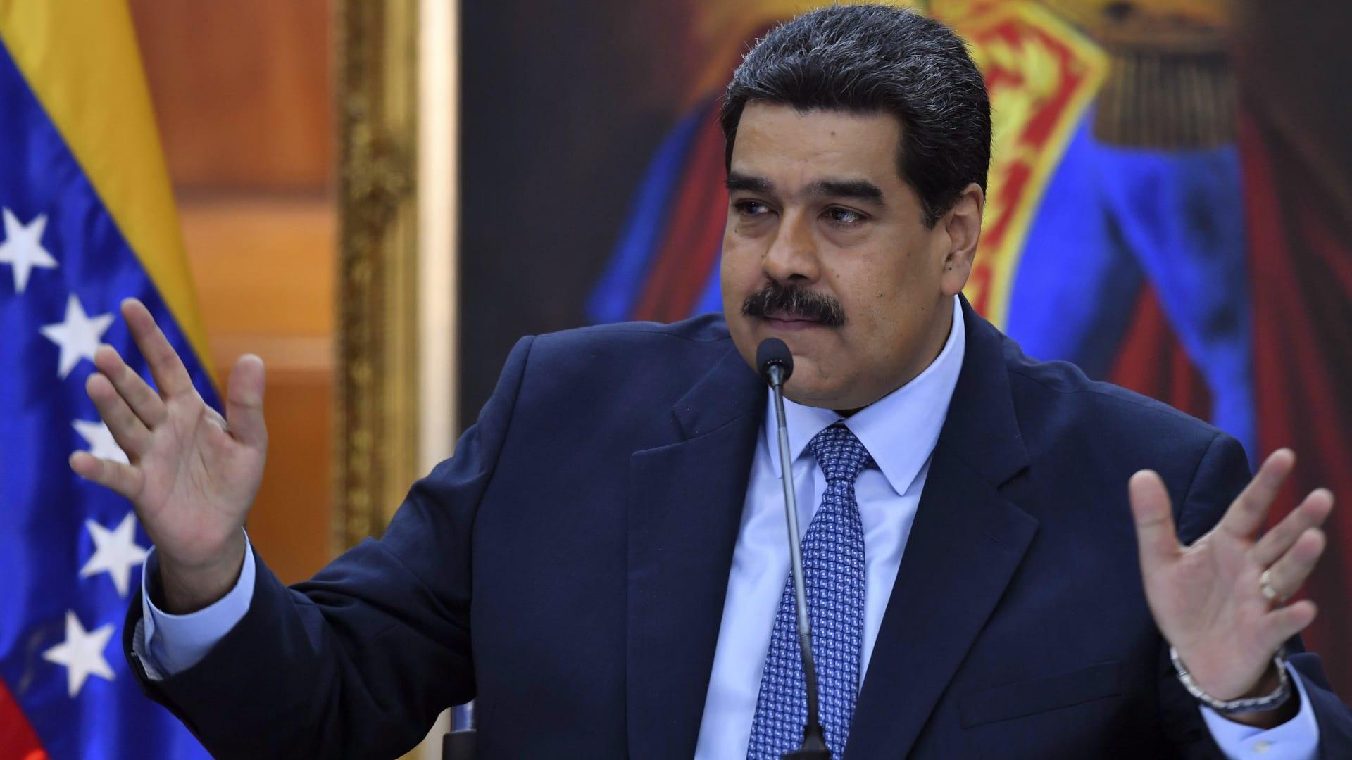 واشنطن تجمد أصولًا بمليارات الدولارات مملوكة لشركة نفط فنزويلا