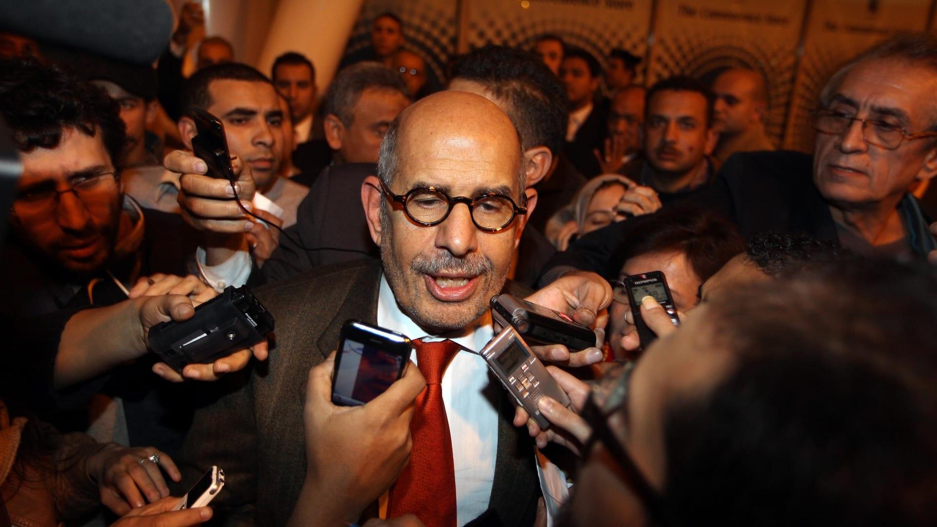 البرادعي عن التعديلات الدستورية في مصر: باطلة.. ويوضح السبب