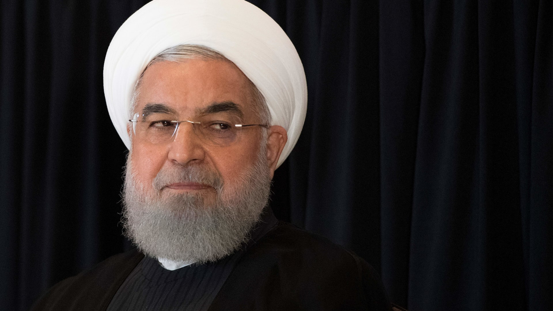 الرئيس الإيراني: سنقاضي الولايات المتحدة بسبب الحظر الاقتصادي