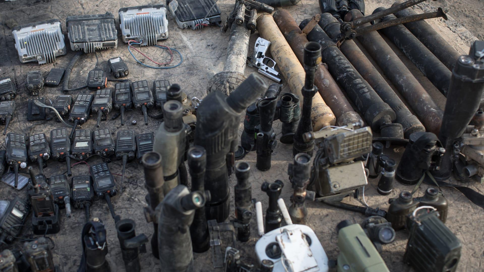 """قوات سوريا الديمقراطية تعلن تحرير """"الباغوز"""" بالكامل من داعش"""