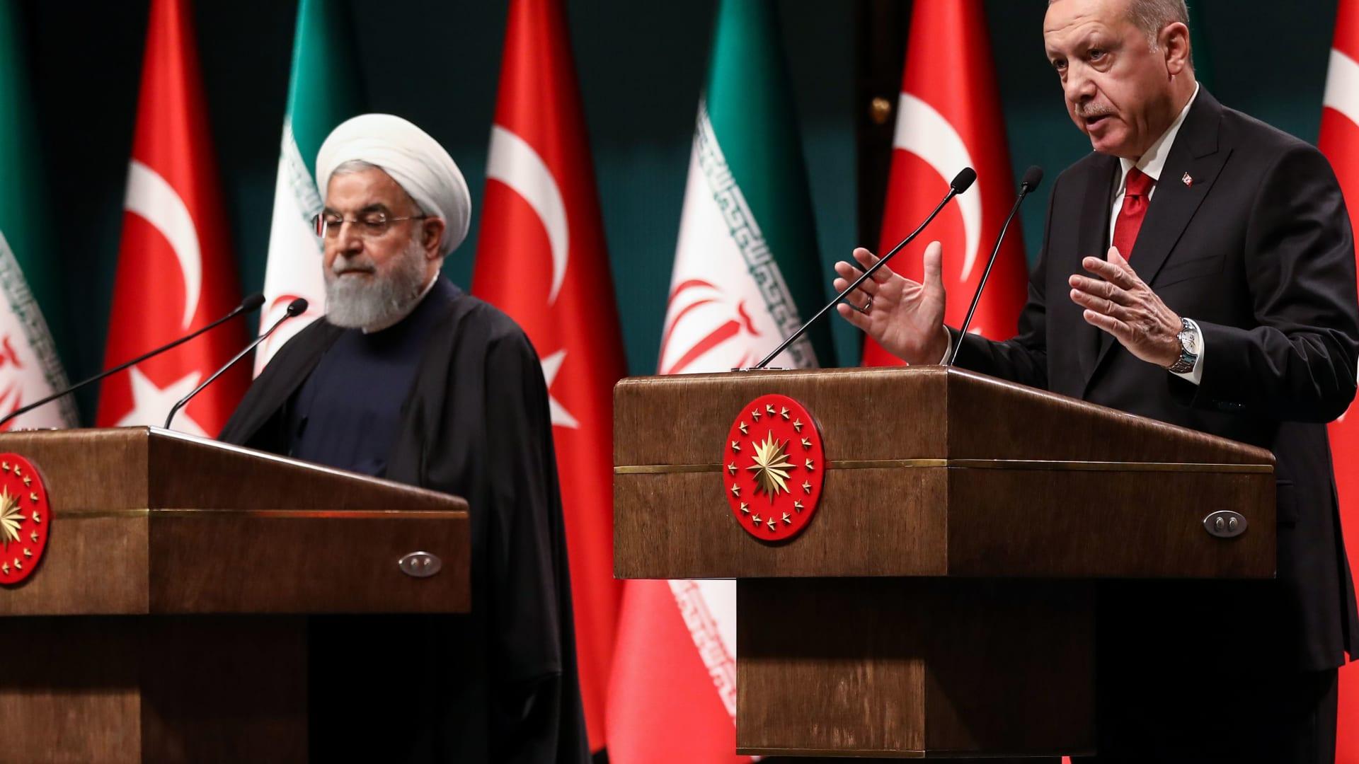 طهران: تركيا تريد زيادة وارداتها من الغاز الإيراني