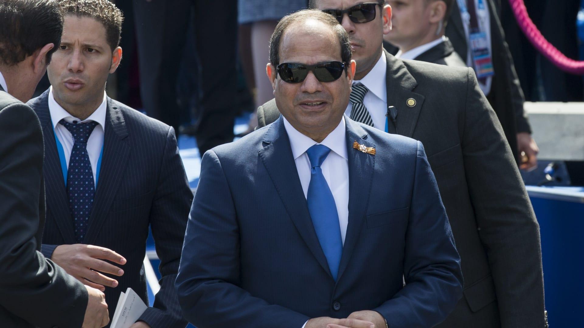 ماذا قال السيسي عن مشاركة المصريين وموافقة 88.8% على التعديلات الدستورية؟