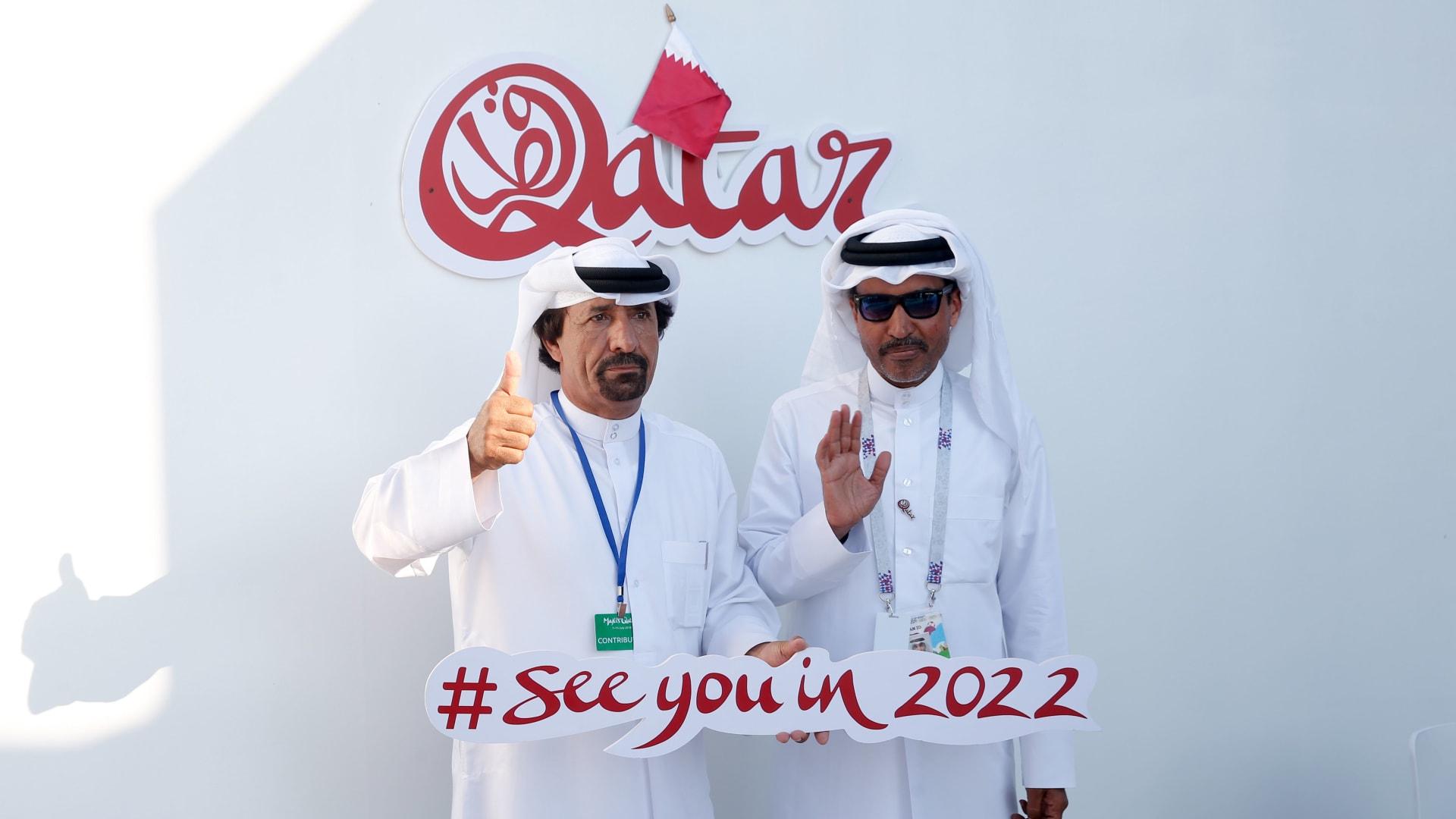فيفا: 32 فريقا سيتنافسون في مونديال قطر 2022.. والرميحي: المعنى الحقيقي للثقل القطري