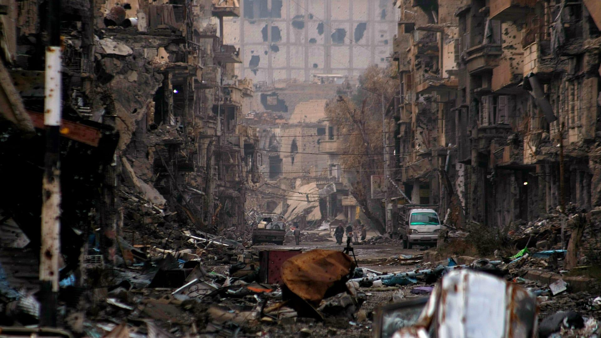 """أمريكا تضم رجل أعمال سوري استفاد وإمبراطوريته من """"فظائع الحرب"""""""