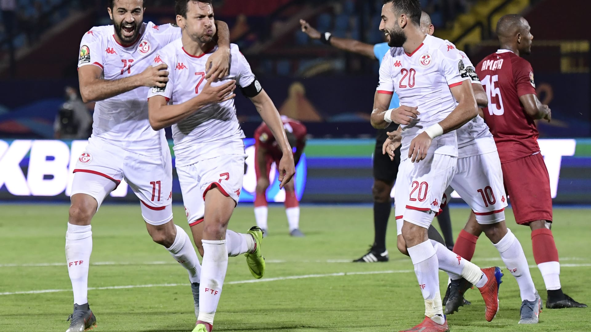 تونس تنهي مغامرة مدغشقر وتبلغ نصف نهائي بطولة أفريقيا