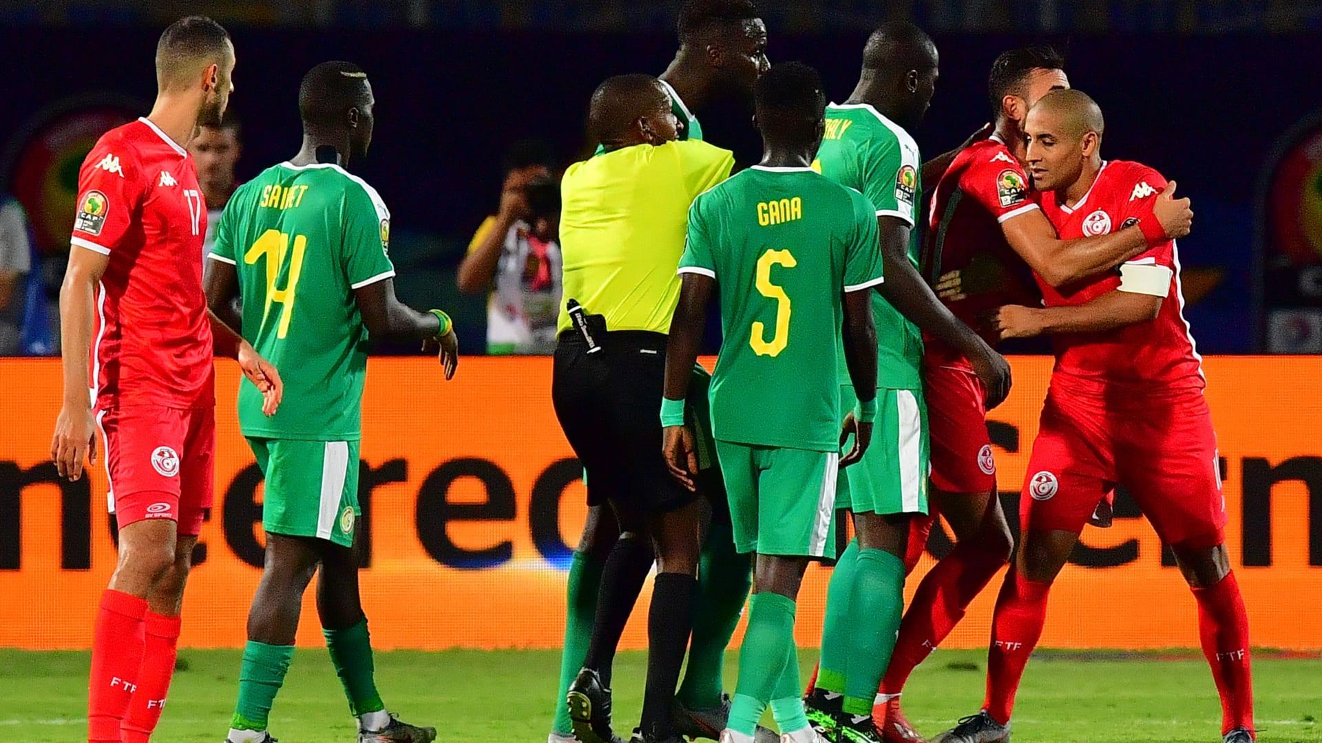 في مباراة ركلات الجزاء المهدرة.. تونس تودع والسنغال إلى النهائي