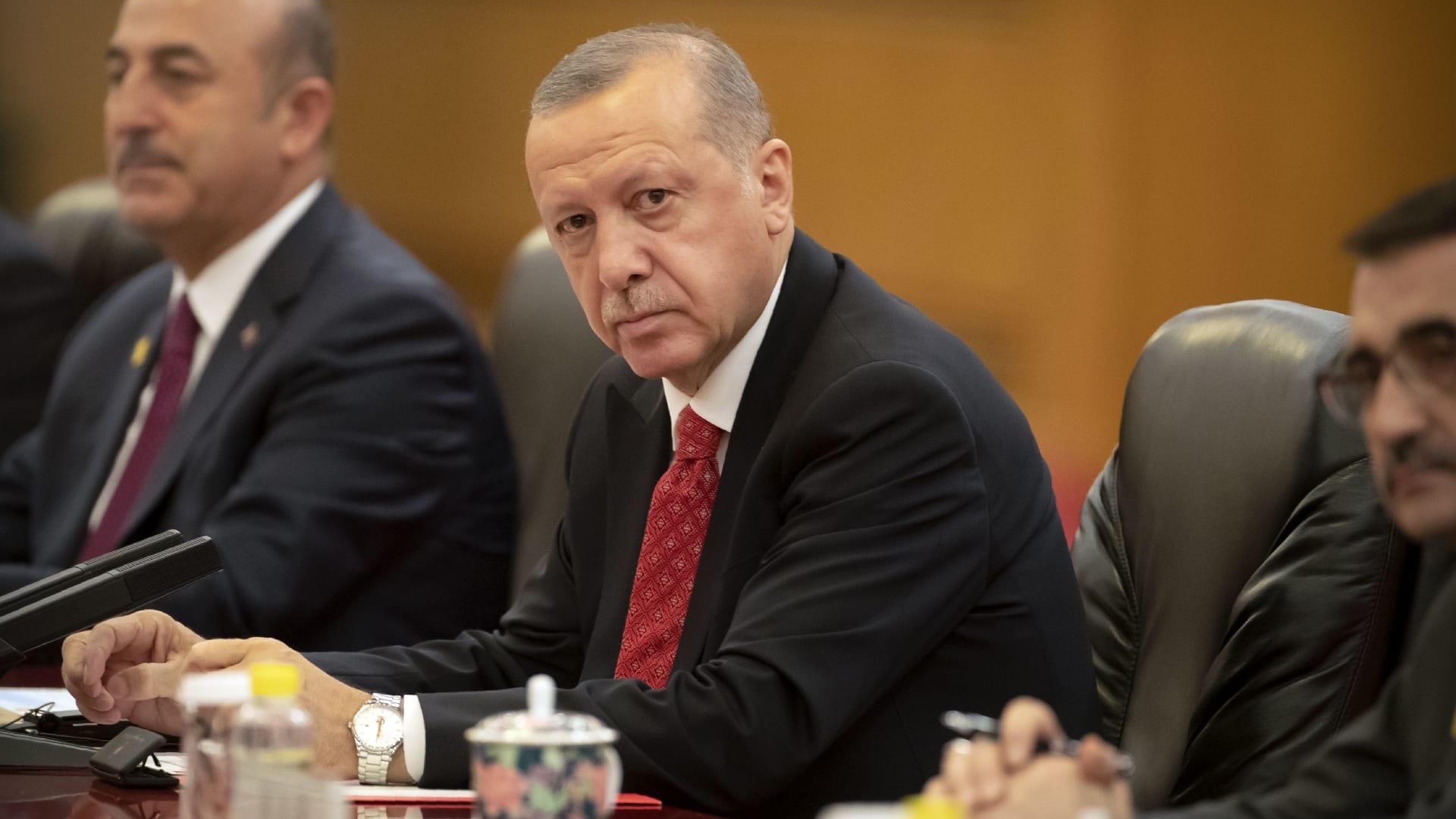 بعد مقتل أحد موظفي قنصليتها في أربيل.. أول رد رسمي من الرئاسة التركية على الحادثة
