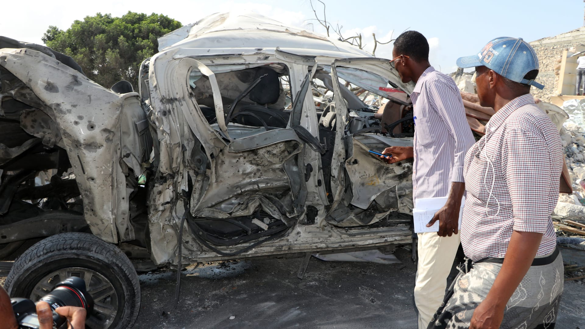 """قطر: وزير الصومال راضية عن بياننا حول تسجيلات """"نيويورك تايمز"""""""