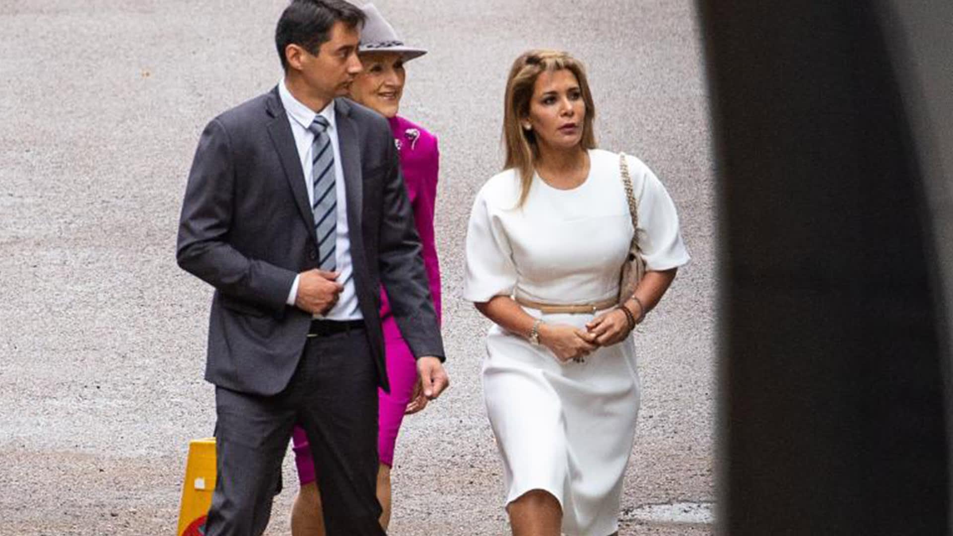 الأميرة هيا بنت الحسين تطالب بحضانة طفليها من الشيخ محمد بن راشد أمام القضاء البريطاني