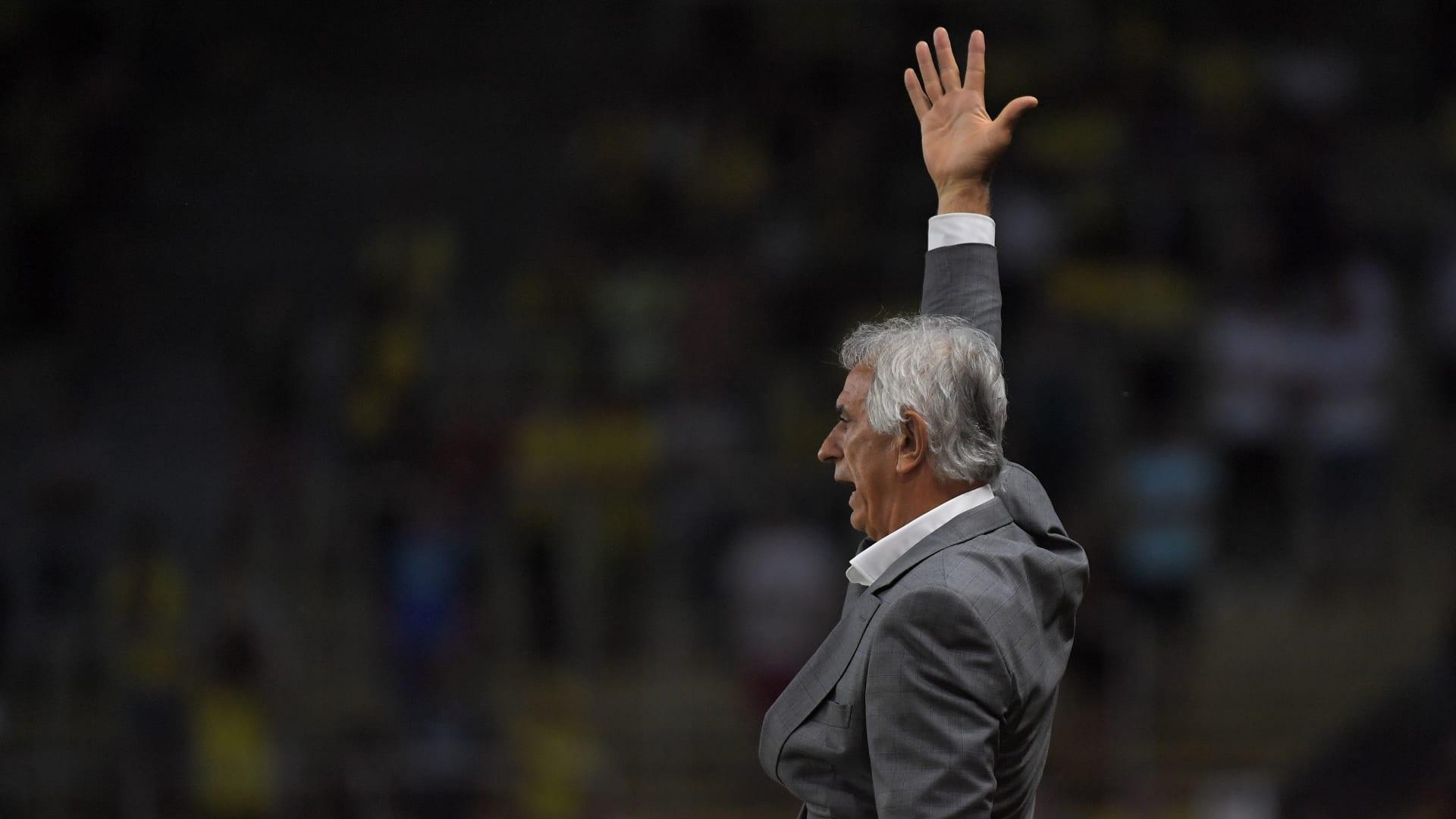المغرب يعلن تعيين وحيد خليلوزيتش مدربا للمنتخب.. فما هي إنجازاته في أفريقيا؟