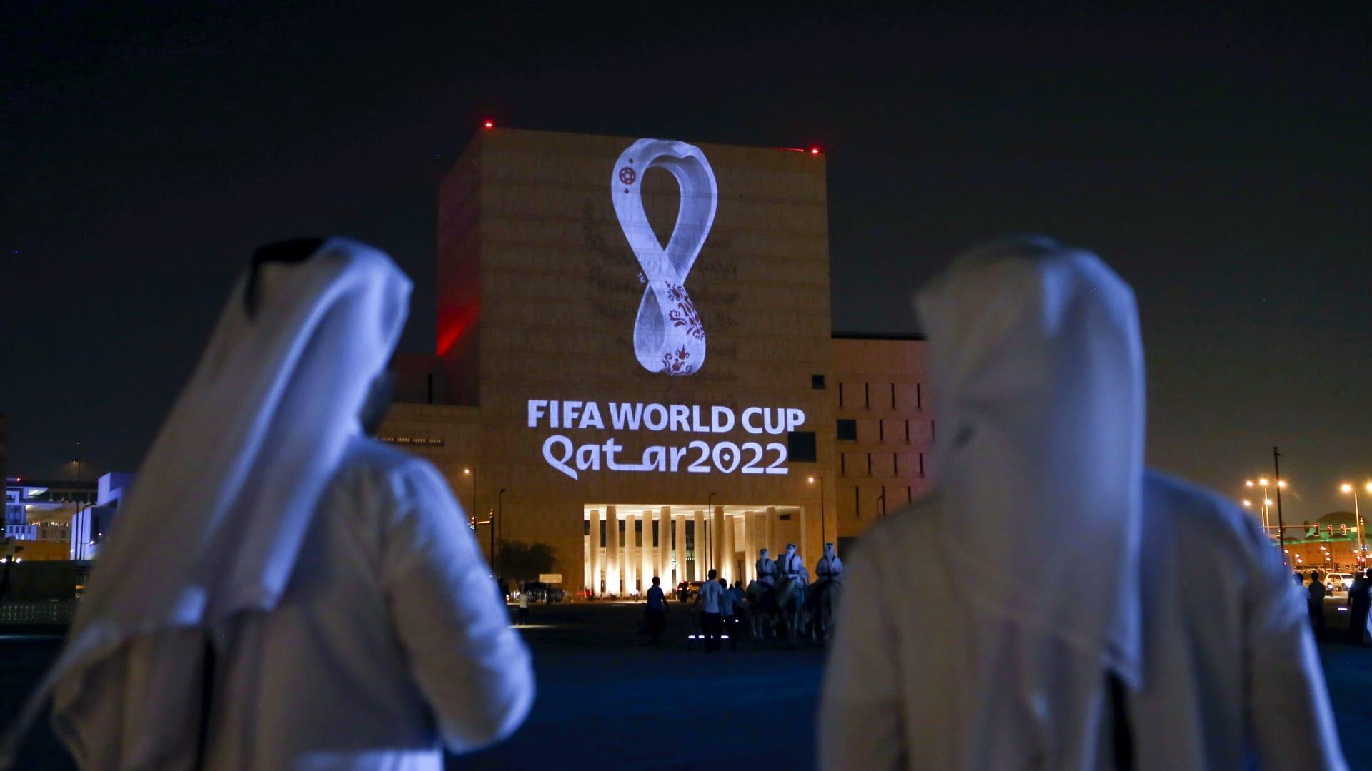 قطر تكشف عن شعار كأس العالم 2022.. فما الرموز التي تضمنها؟