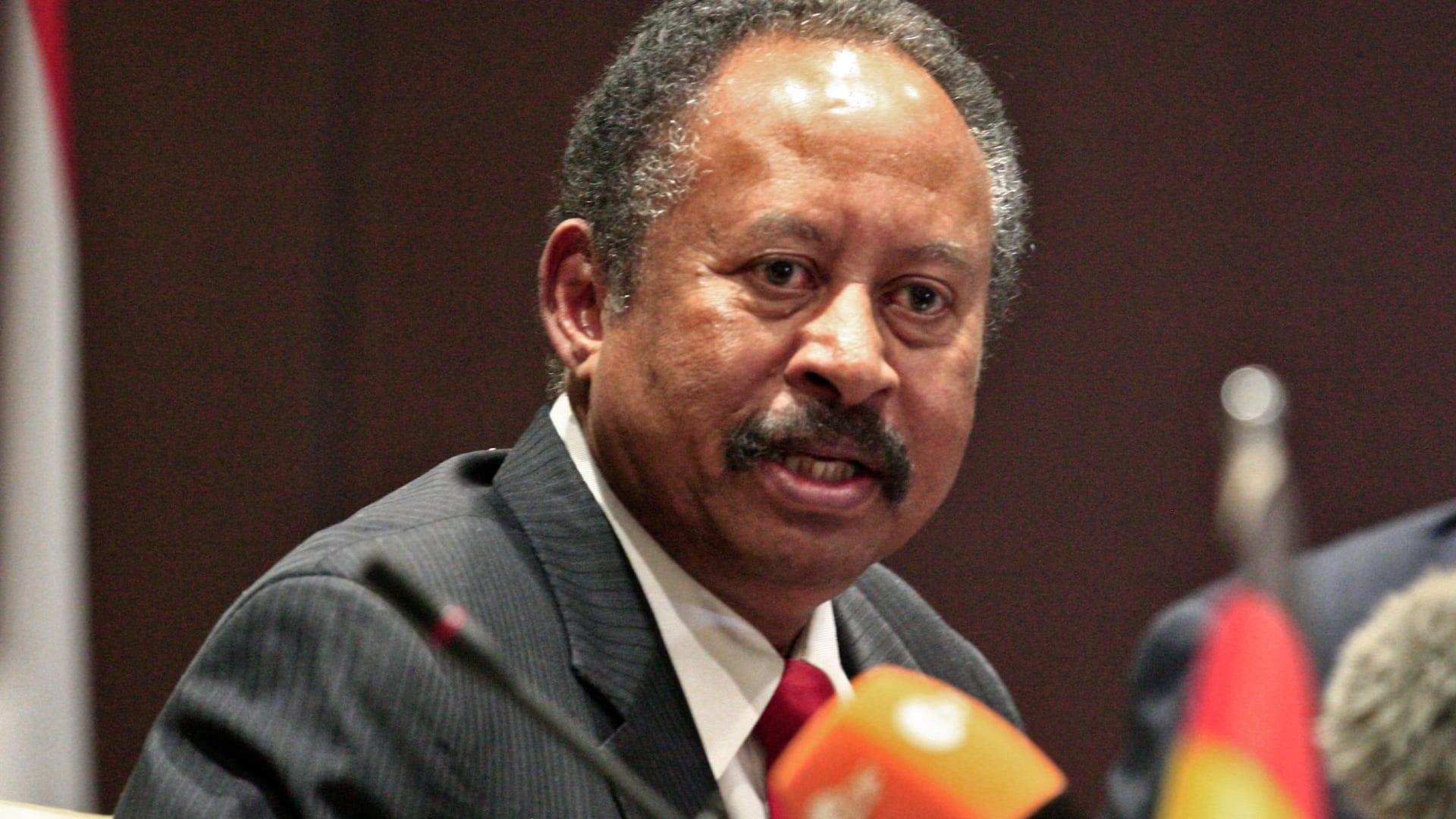 السودان يعلن تشكيل أول حكومة منذ الإطاحة بعمر البشير