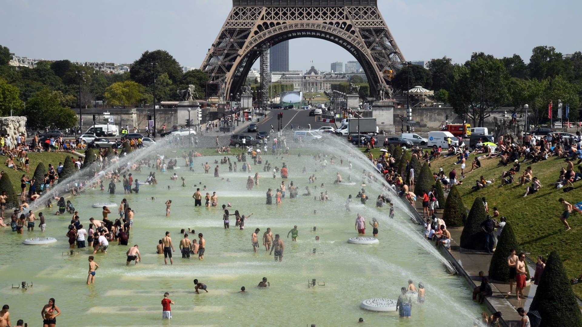 فرنسا تسجل 1500 حالة وفاة نتيجة ارتفاع درجات الحرارة خلال فصل الصيف