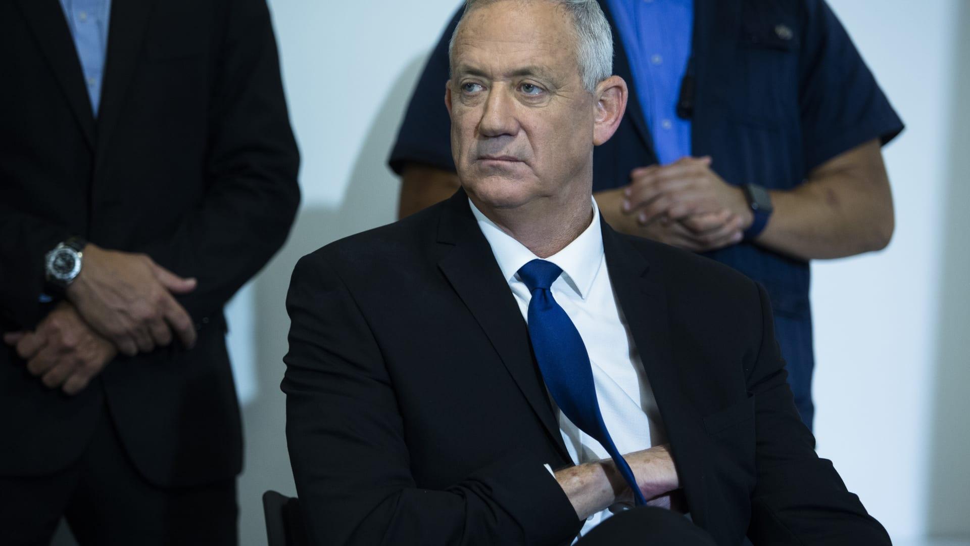 """رسميًا.. حزب أزرق أبيض في صدارة انتخابات الكنيست الإسرائيلي.. و""""ليكود نتنياهو"""" ثانيًا"""