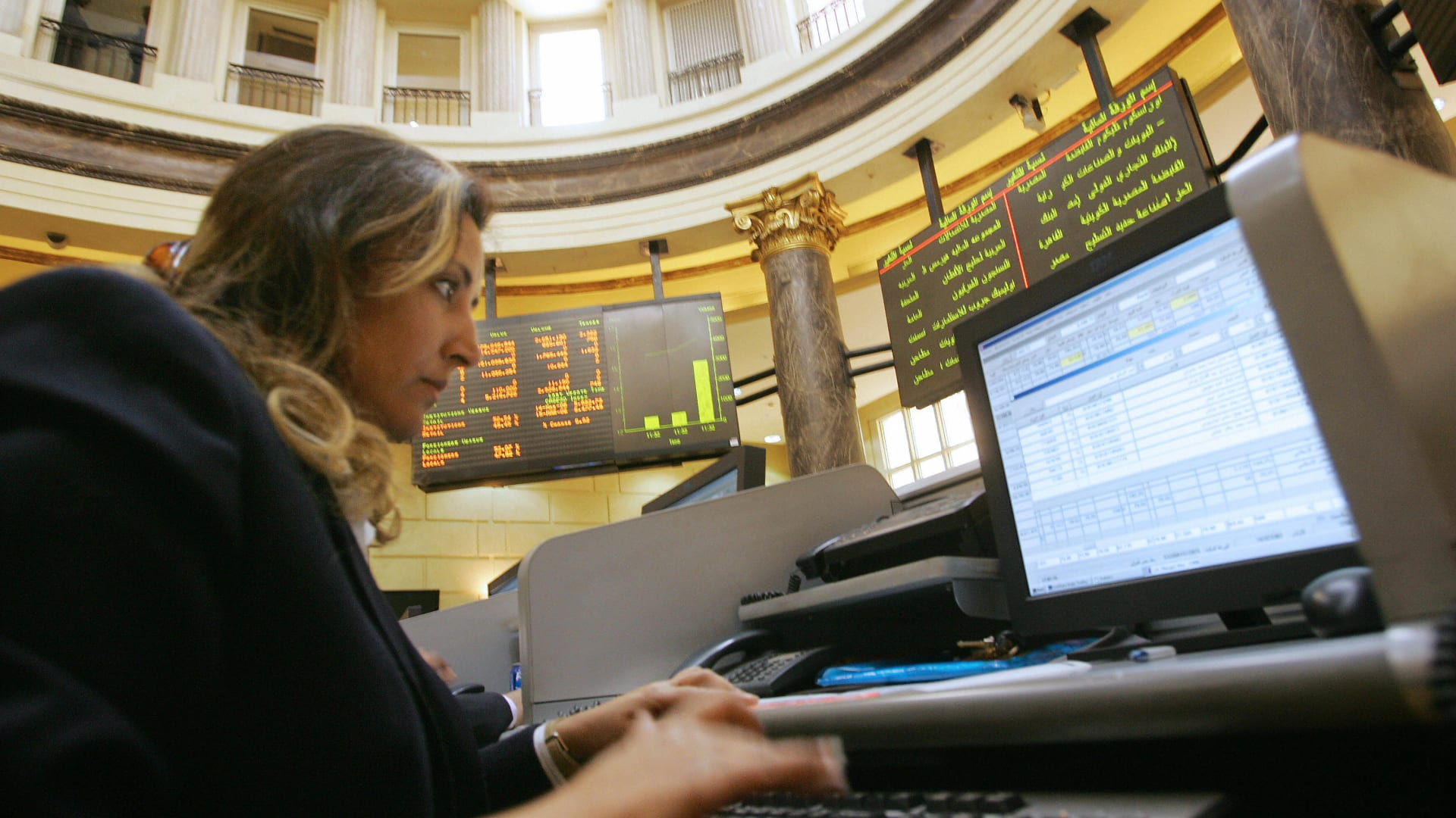 إليك حجم خسائر بورصة مصر بأول 3 تداولات الأسبوع الجاري.. ومسؤول يعلق
