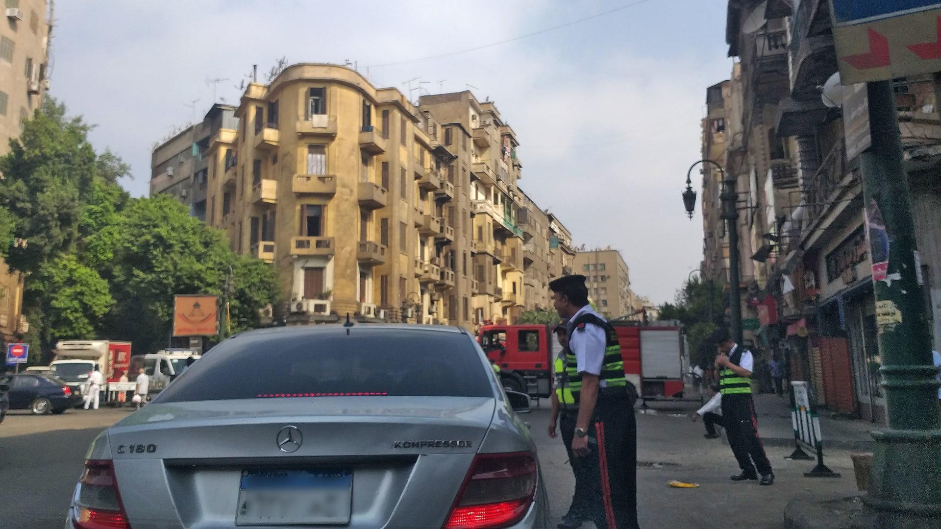 """مظاهرات مصر.. كل الطرق لا تؤدي إلى """"التحرير"""".. و""""المنصة"""" مفتوحة لمؤيدي الرئيس"""