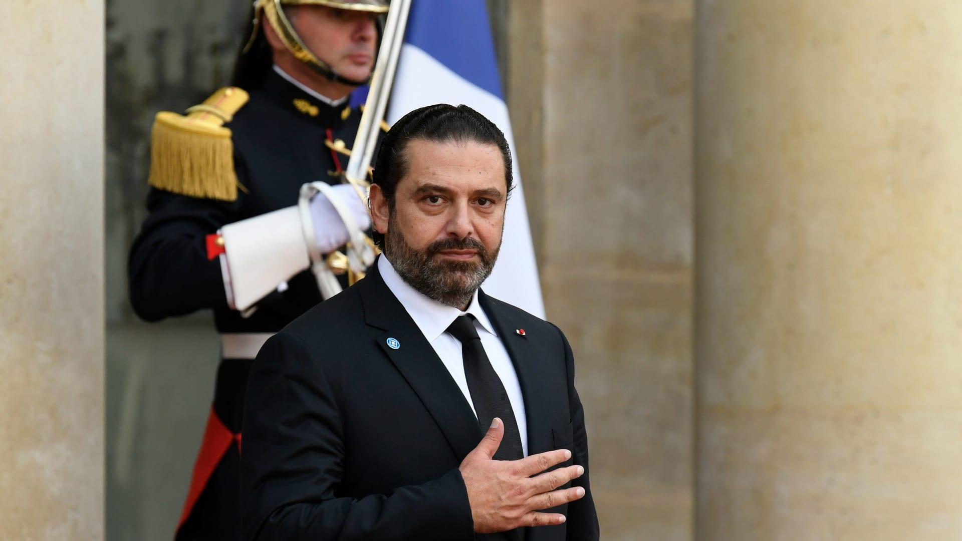 بعد اتهامه بدفع 16 مليون لعارضة أزياء.. الحريري: سأواصل العمل رغم الحملات