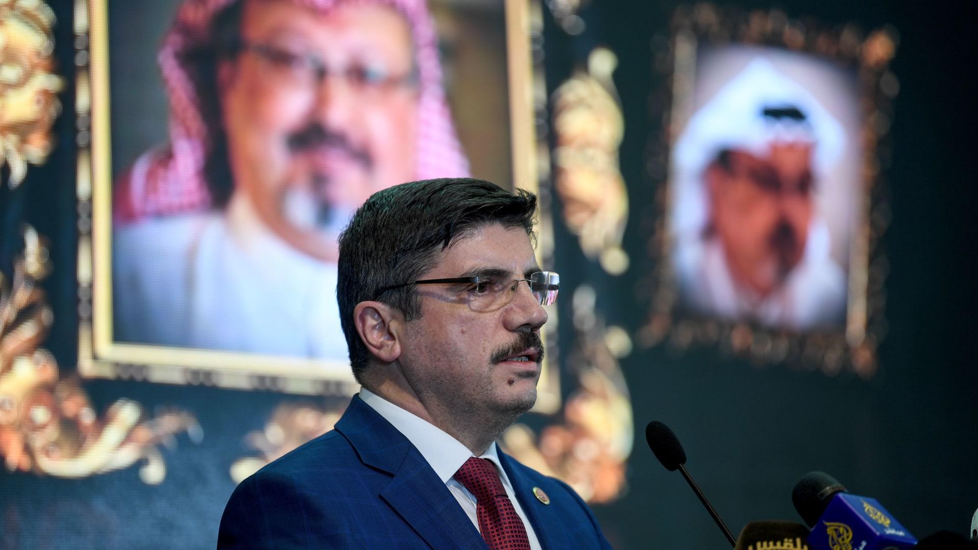 """من ملف السعودية وقطر لأحداث """"ريتز"""".. مستشار أردوغان يفصّل معارضة خاشقجي"""