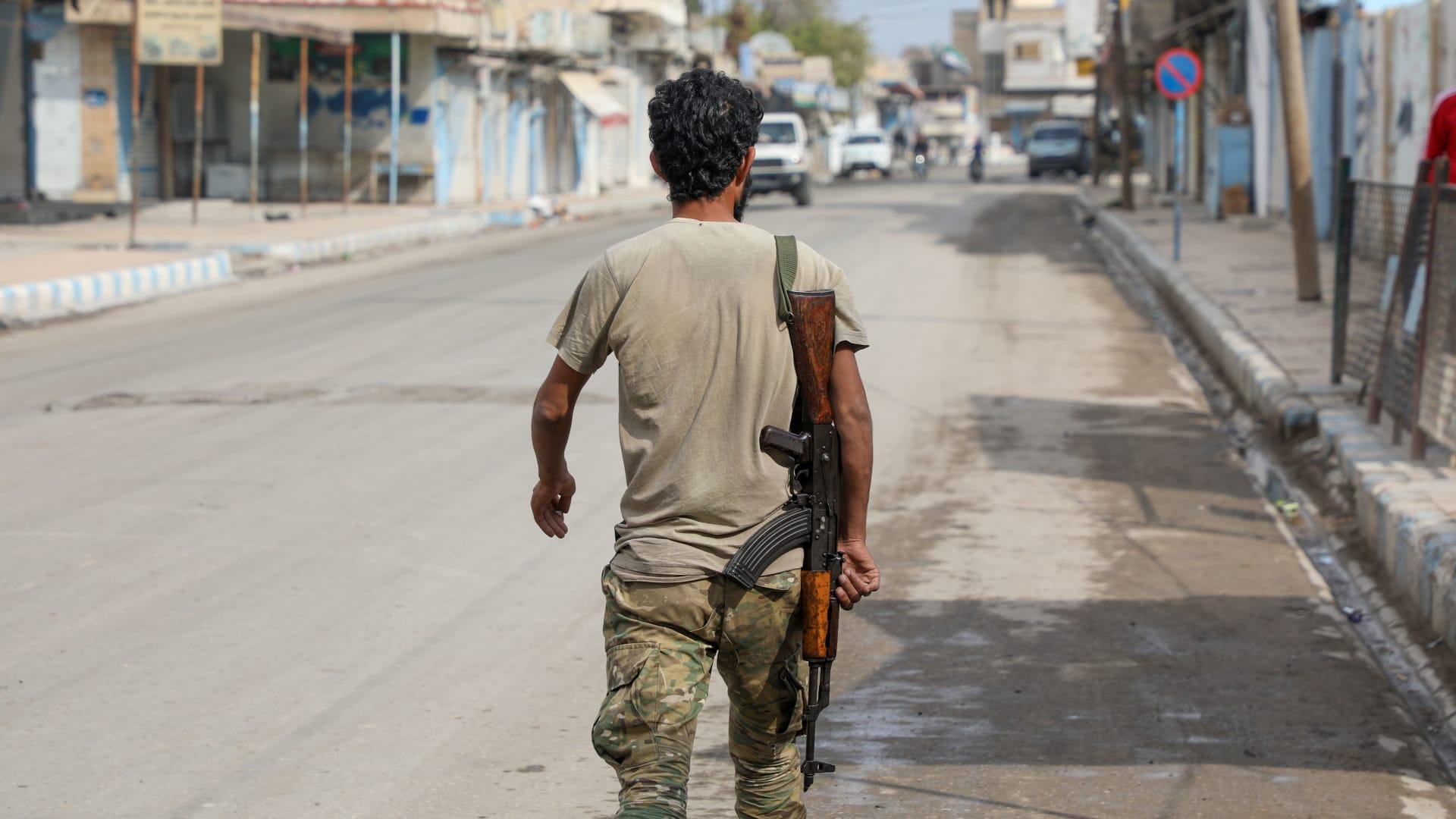 انفجار يستهدف مدينة تل أبيض السورية يودي بحياة 10 مدنيين