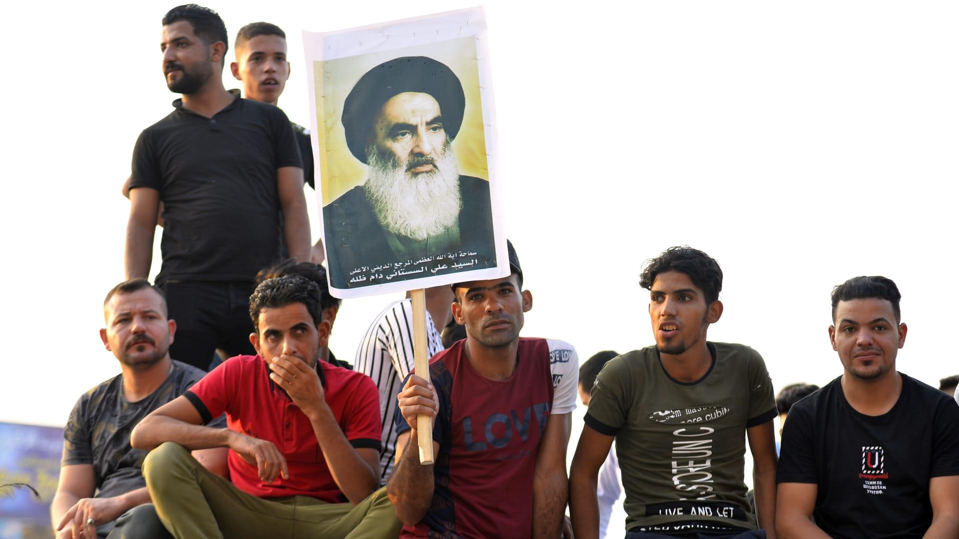 السيستاني: القوى السياسية بالعراق ليست جادة بما يكفي لإجراء إصلاحات
