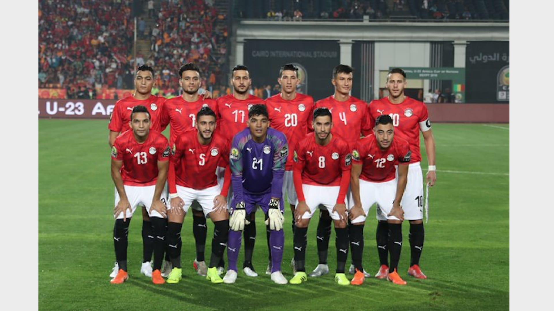 تضامن لاعبي مصر مع معاذ العمارنة يثير ضجة عبر مواقع التواصل الاجتماعي