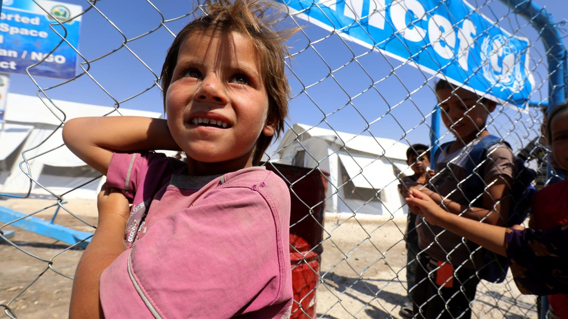 يونيسف تطلق أكبر نداء في تاريخها لتمويل مساعدات الطوارئ لـ 59 مليون طفل بالعالم