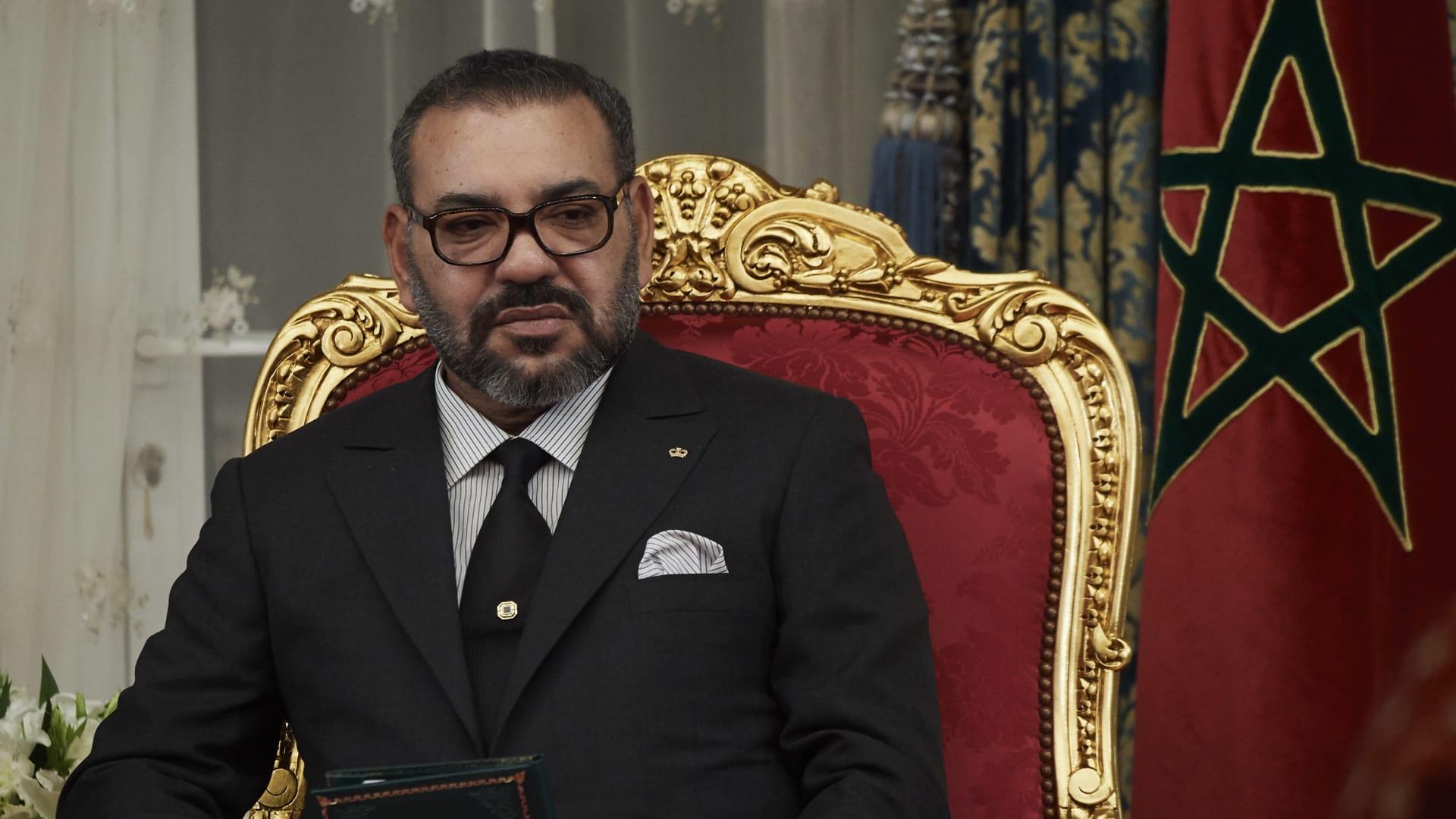 صورة أرشيفية لملك المغرب