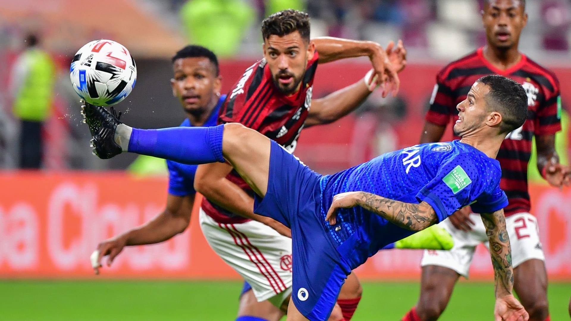 """الهلال يخسر أمام فلامنغو البرازيلي ويتطلع إلى """"برونزية"""" المونديال"""
