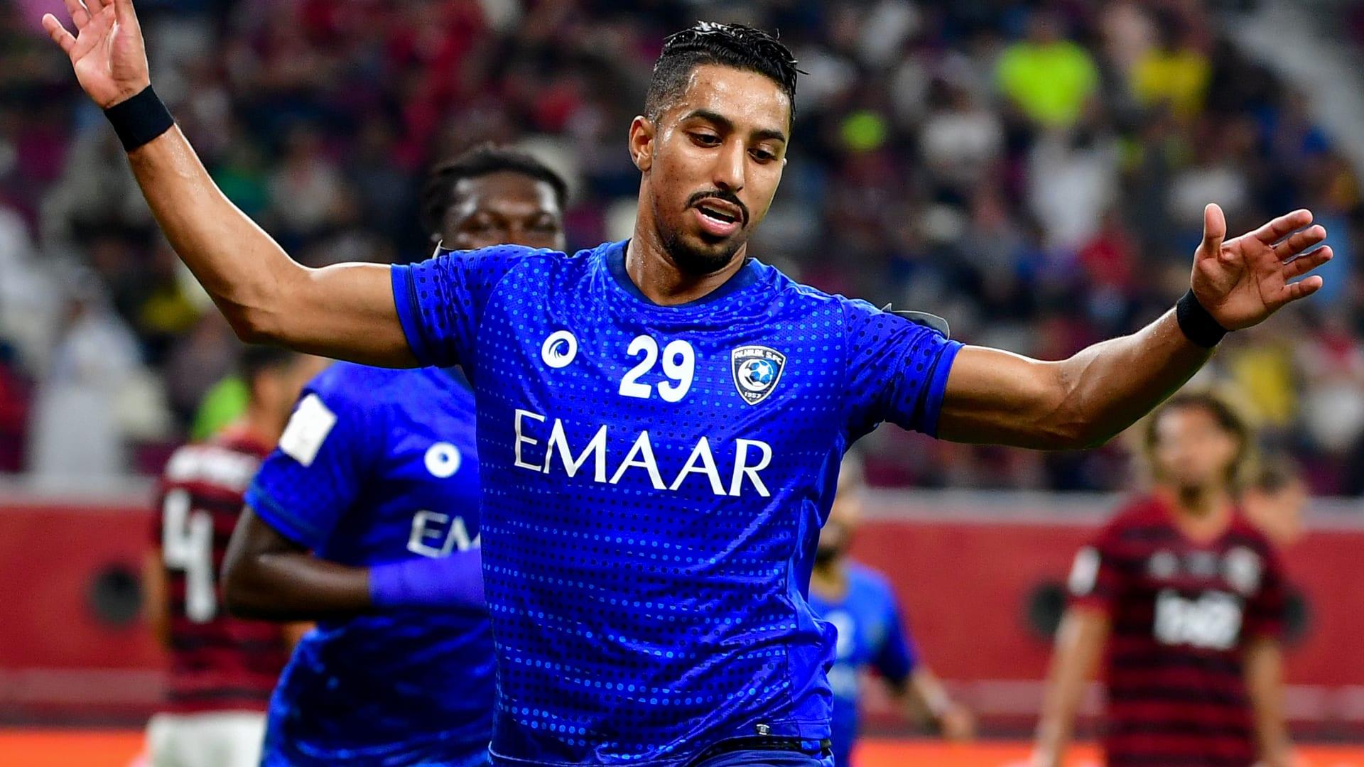 سالم الدوسري أفضل لاعب عربي لعام 2019 باستفتاء CNN بالعربية
