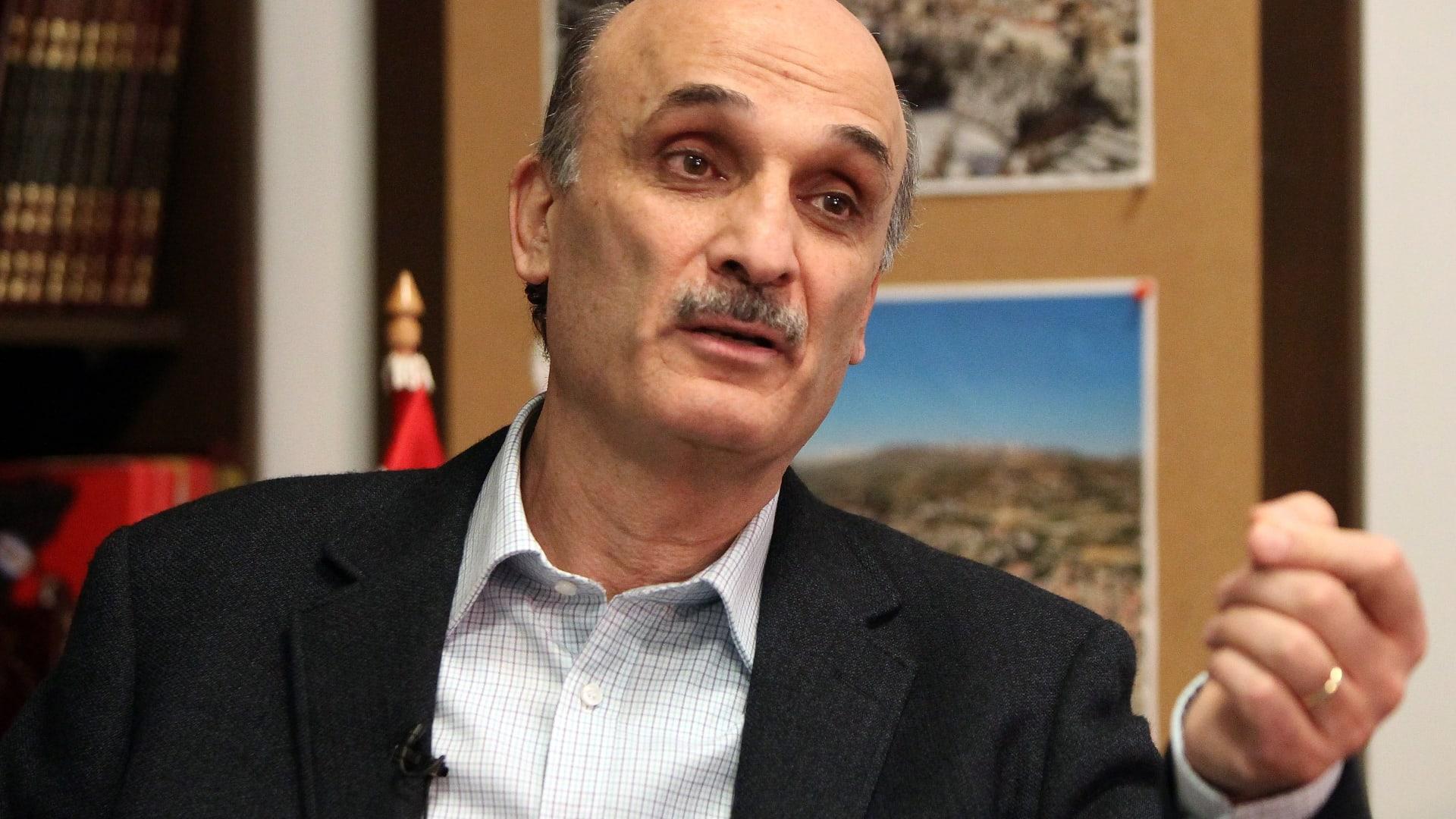 حزب القوات اللبنانية يرد على تقرير حول اتصال من السعودية لعدم التصويت للحريري