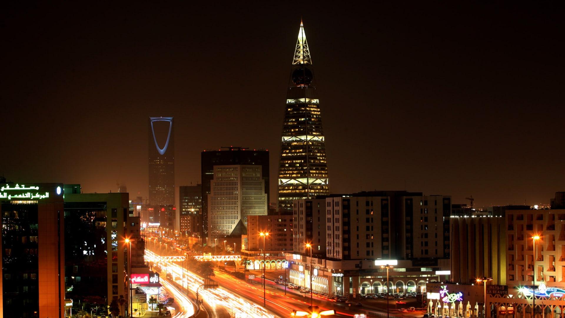 العاصمة السعودية، الرياض