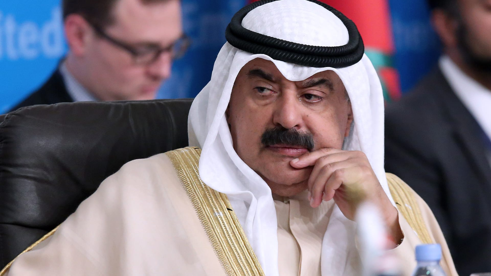 """الكويت: نحترم سيادة إيران على الأحواز.. واجتماع الغانم بالوفد الأحوازي """"شخصي"""""""