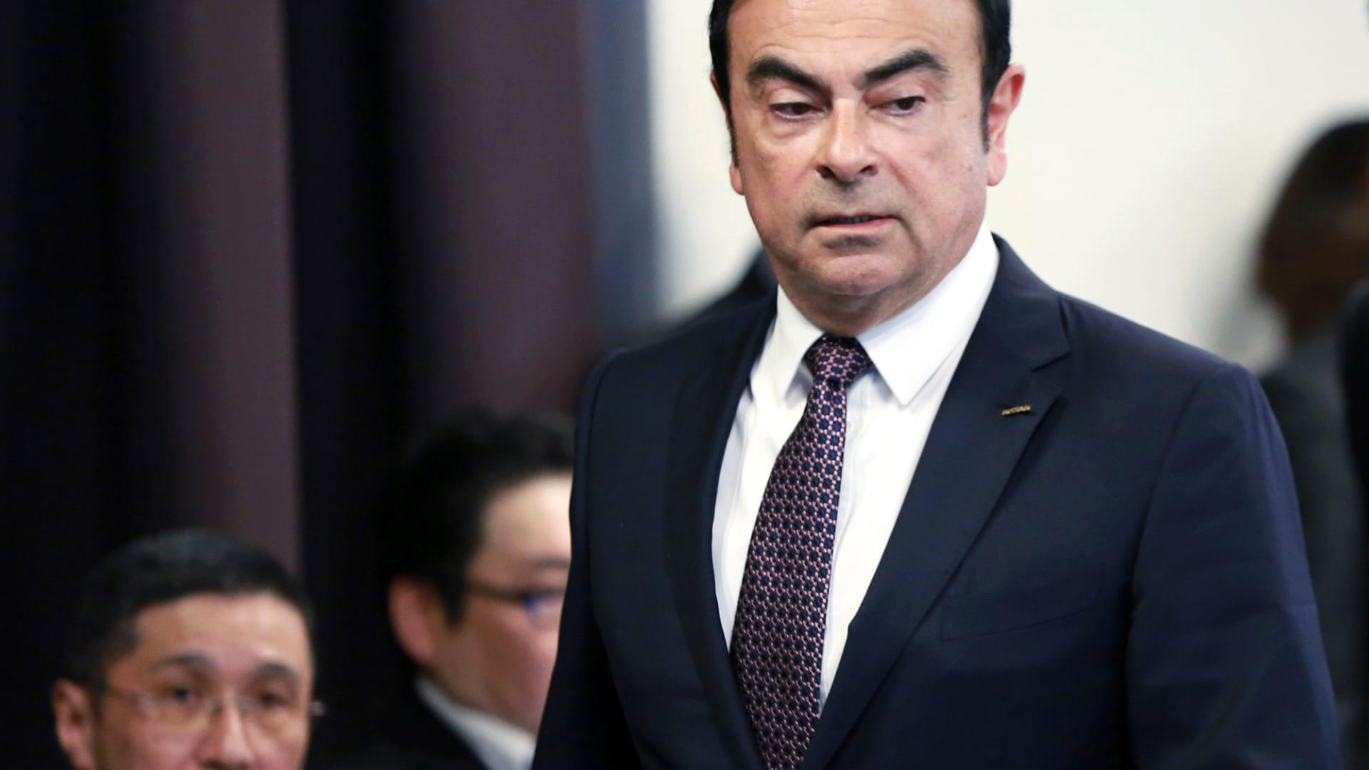 اليابان تتعهد بتشديد قوانين هجرتها بعد هروب كارلوس غصن