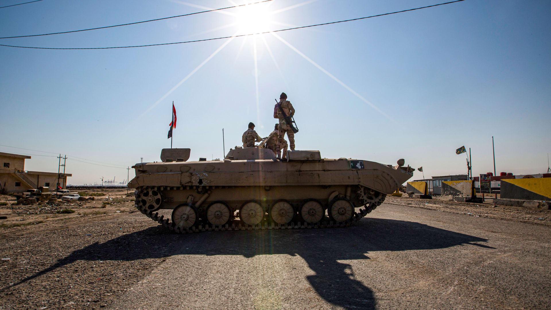"""الجيش العراقي يكشف آلية خروج القوات الأجنبية من البلاد بعد """"الانحراف الأخير"""""""