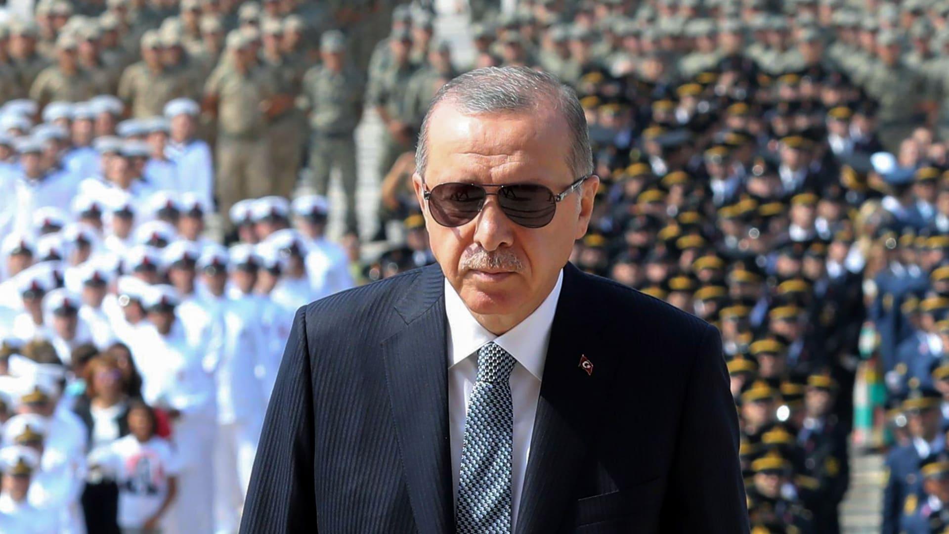 """أردوغان يلتقي السراج في """"ريتز كارلتون"""" ويطالب بالعودة للمسار السياسي في ليبيا باجتماع مع بوتين"""