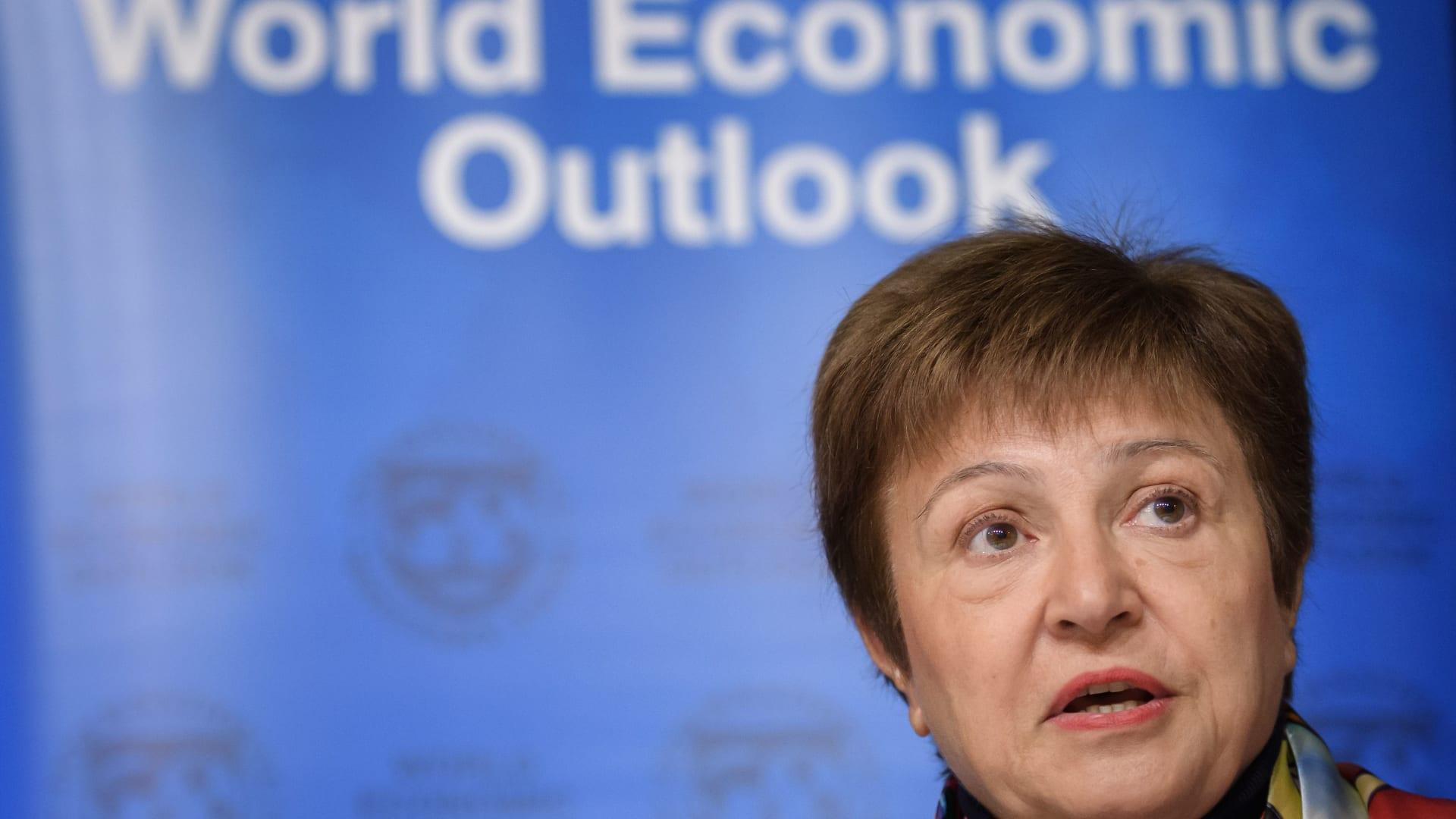 صندوق النقد الدولي يخفض توقعاته لنمو الاقتصاد العالمي في 2020