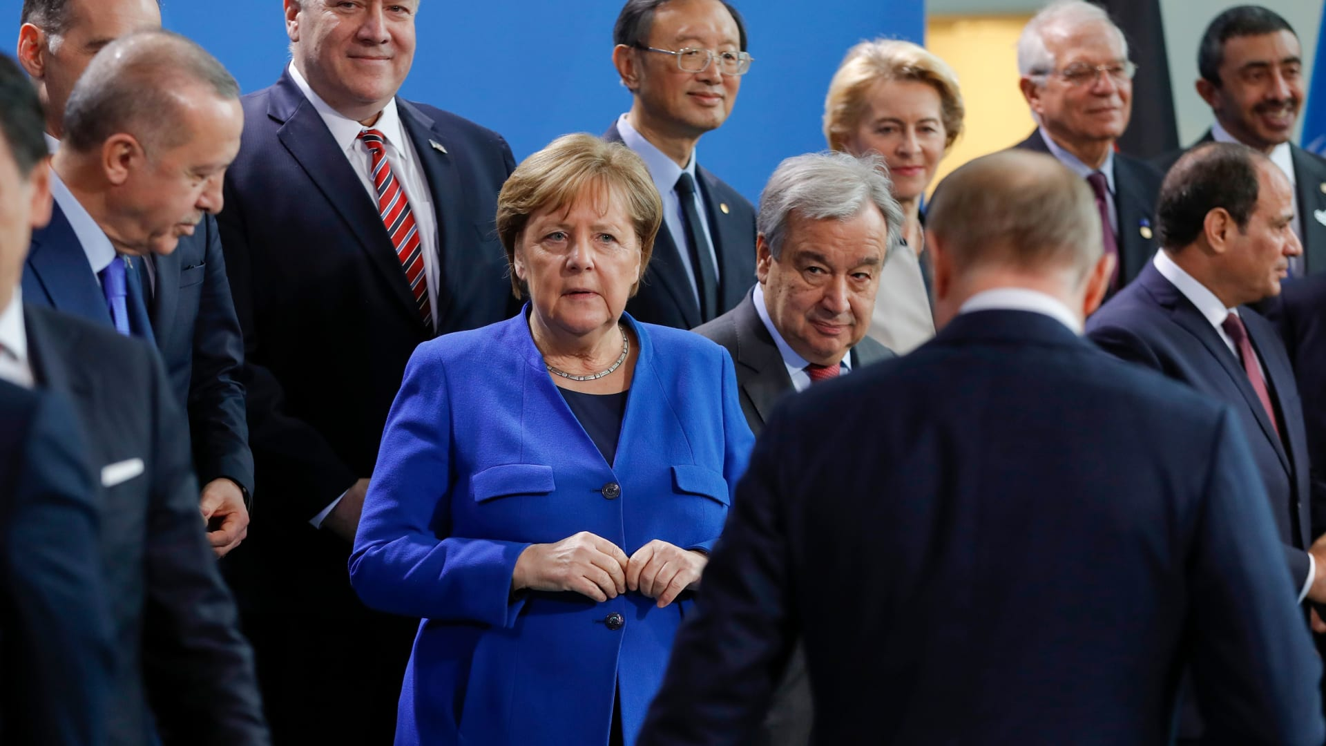 الأمم المتحدة: بعض الدول التي شاركت في مؤتمر برلين لا تزال تورد السلاح إلى ليبيا