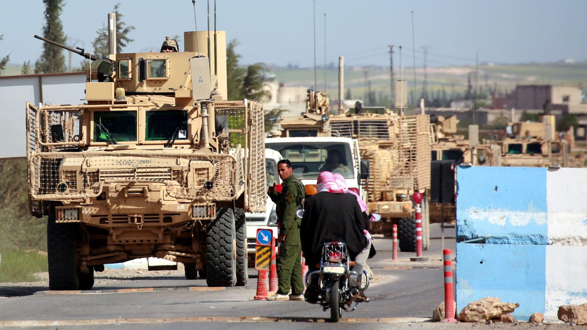 سوريا: دورية أمريكية تقتل مواطنا في اشتباك مع أهالي قريتين في القامشلي.. والتحالف: قمنا بالدفاع عن أنفسنا