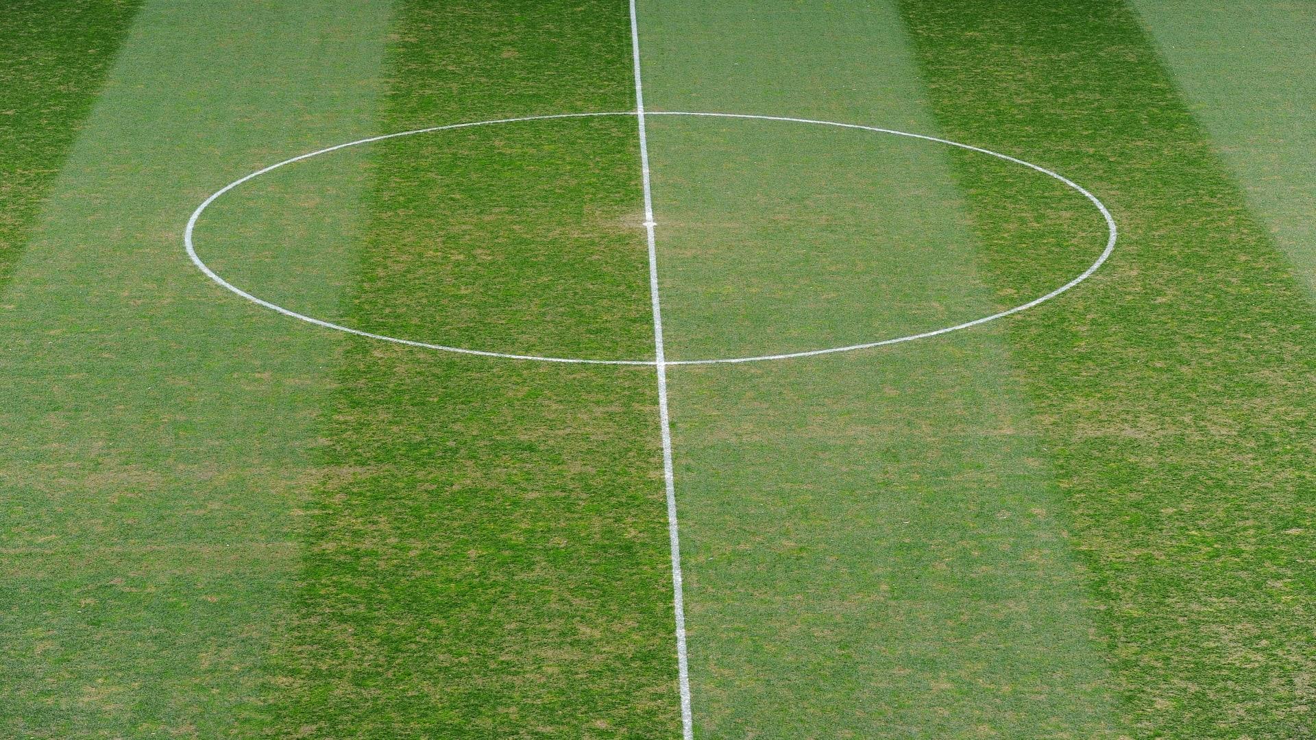 صورة أرشيفية لأرضية ملعب كرة قدم