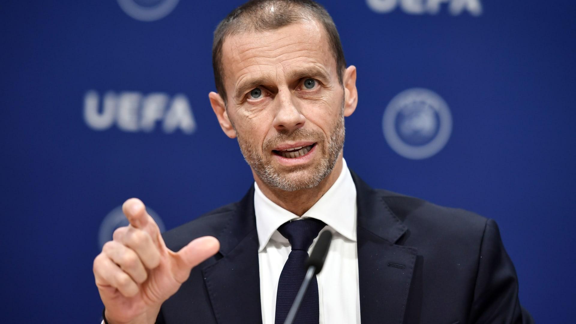 الاتحاد الأوروبي لكرة القدم يؤجل يورو 2020 للعام التالي بسبب فيروس كورونا