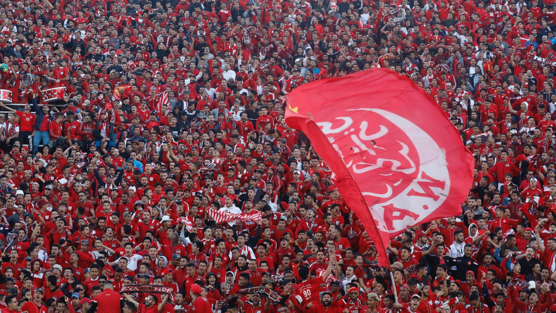 """الوداد المغربي يخوض مباراة """"افتراضية"""" ضد كورونا... ويطرح 60 ألف تذكرة لحضورها"""