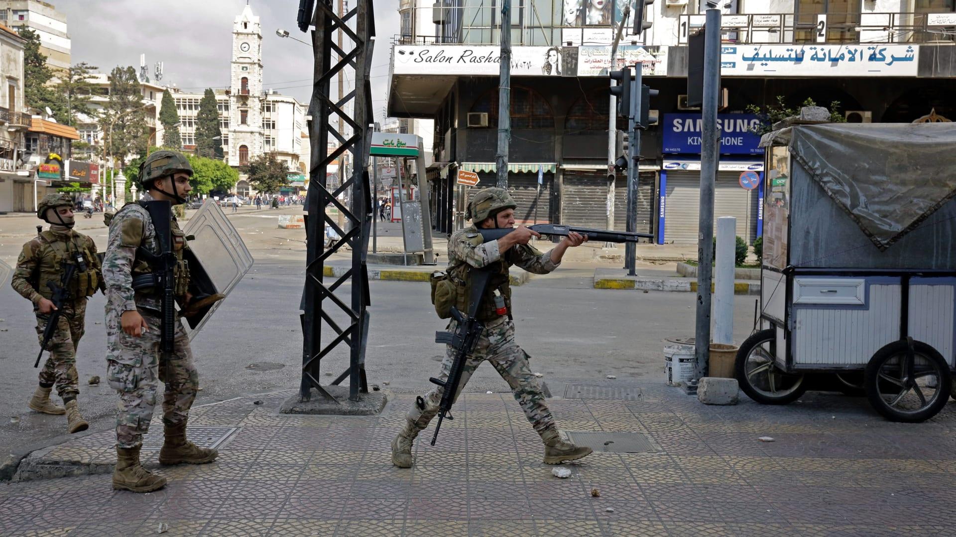 رئيس وزراء لبنان: من الطبيعي أن يخرج الناس للشوارع ويفجروا غضبهم مجددا