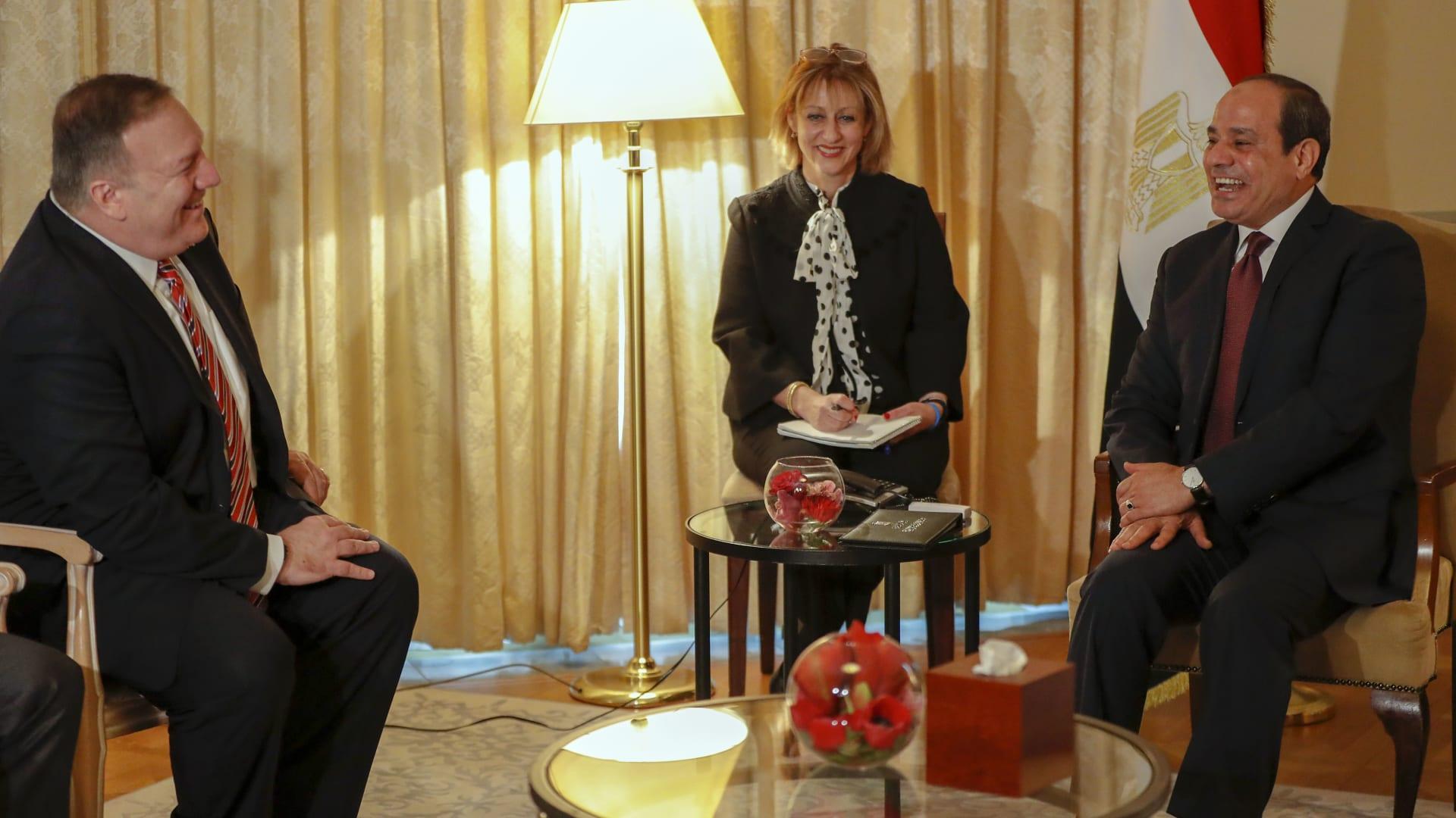 في بيان تلقته CNN.. الخارجية الأمريكية تعلق على السماح لريم الدسوقي بمغادرة مصر