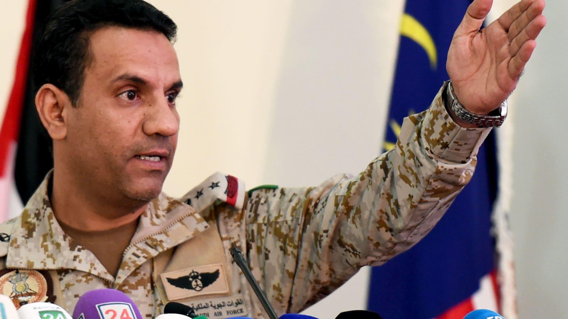 التحالف يرد على اتهام الحوثيين للسعودية بترحيل 800 صومالي إلى مناطق سيطرتهم في اليمن