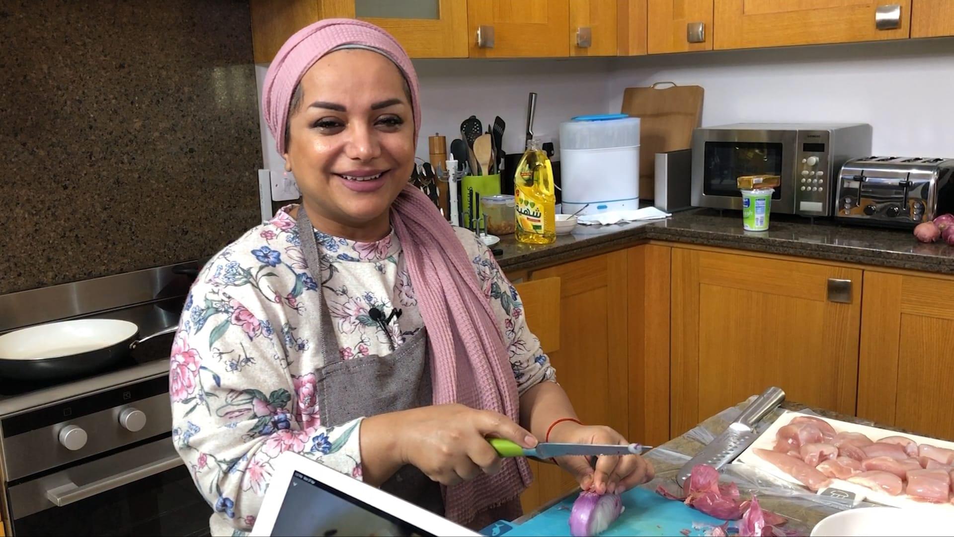 المخرجة نايلة الخاجة تصف كيف تغير شهر رمضان لها هذا العام في خضم تفشي فيروس كورونا