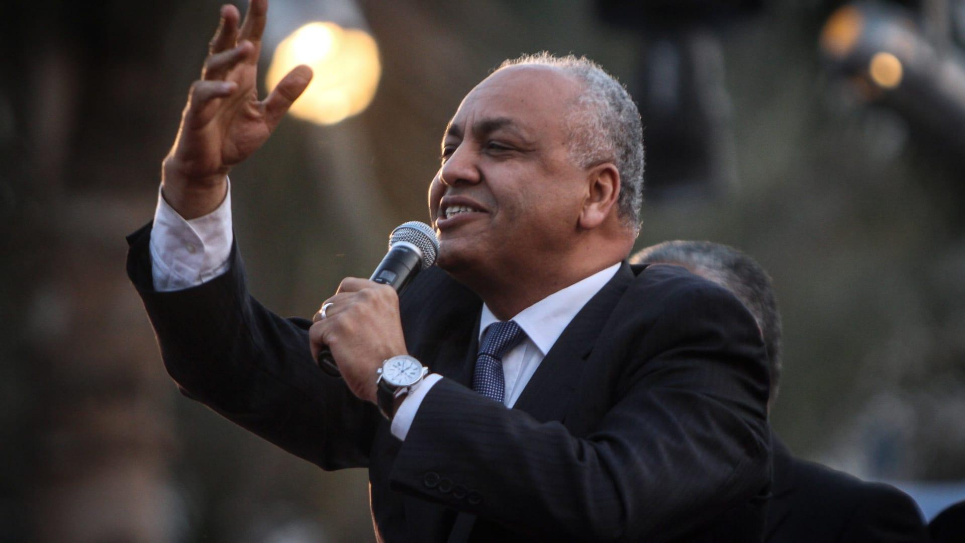 عضو مجلس النواب المصري الإعلامي مصطفى بكري